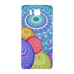 India Ornaments Mandala Balls Multicolored Samsung Galaxy Alpha Hardshell Back Case Front