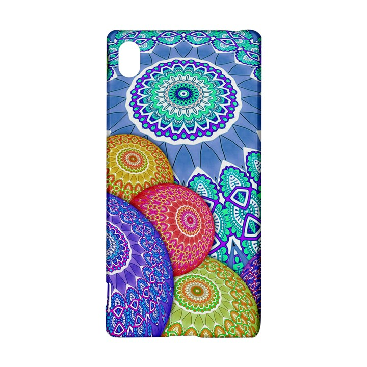 India Ornaments Mandala Balls Multicolored Sony Xperia Z3+