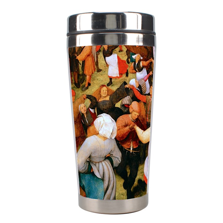The Village Dance  Stainless Steel Travel Tumbler