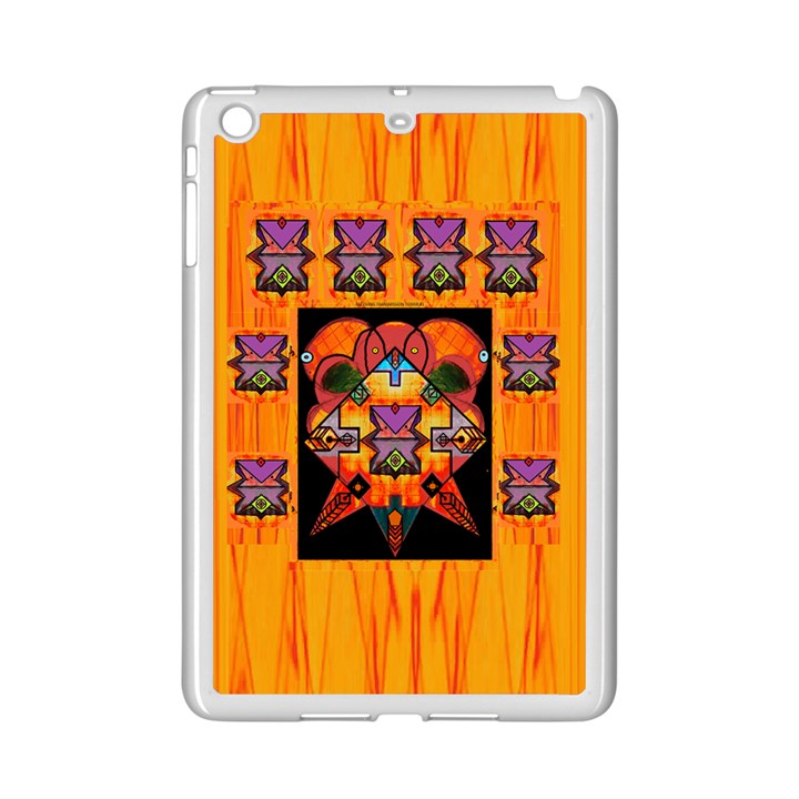 Clothing (20)6k,kk  O iPad Mini 2 Enamel Coated Cases
