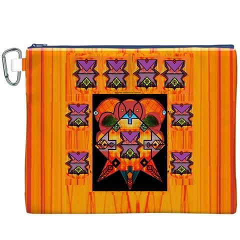 Clothing (20)6k,kk  O Canvas Cosmetic Bag (XXXL)