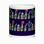 Cute Cactus Blossom Morph Mugs Center