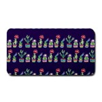 Cute Cactus Blossom Medium Bar Mats 16 x8.5 Bar Mat - 1