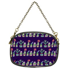 Cute Cactus Blossom Chain Purses (One Side)