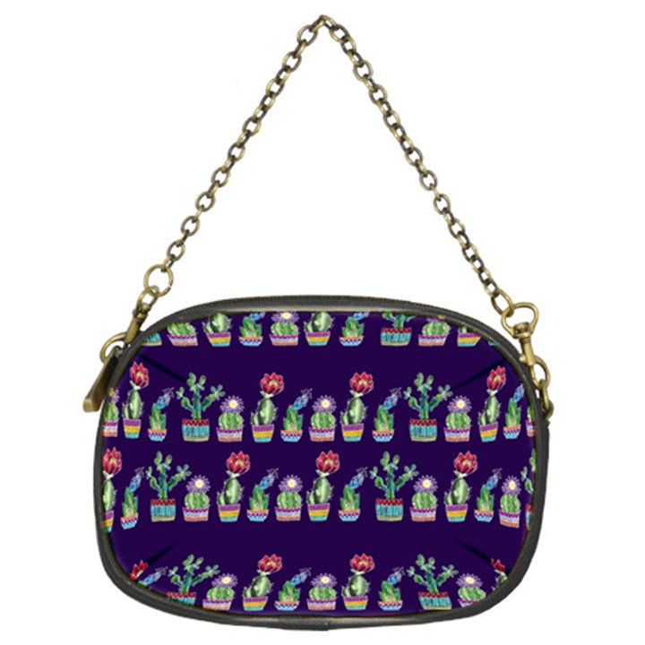 Cute Cactus Blossom Chain Purses (Two Sides)