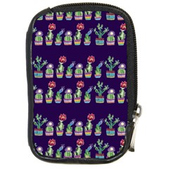 Cute Cactus Blossom Compact Camera Cases