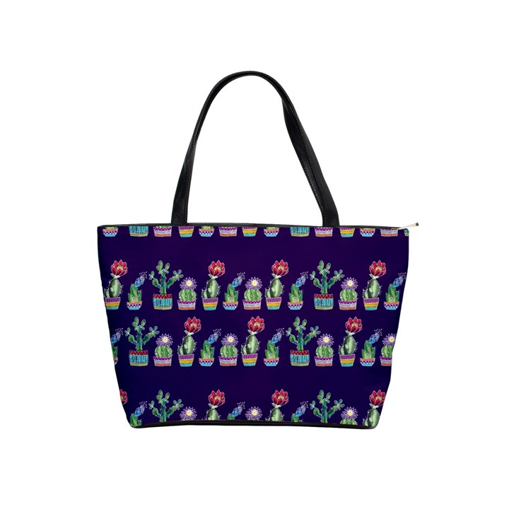 Cute Cactus Blossom Shoulder Handbags