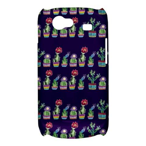 Cute Cactus Blossom Samsung Galaxy Nexus S i9020 Hardshell Case