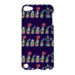Cute Cactus Blossom Apple iPod Touch 5 Hardshell Case
