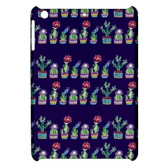 Cute Cactus Blossom Apple iPad Mini Hardshell Case