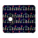 Cute Cactus Blossom Samsung Galaxy S  III Flip 360 Case Front