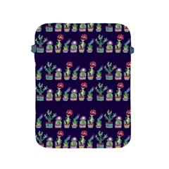 Cute Cactus Blossom Apple iPad 2/3/4 Protective Soft Cases