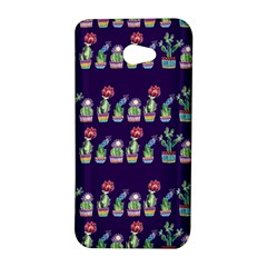 Cute Cactus Blossom HTC Butterfly S/HTC 9060 Hardshell Case