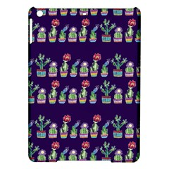 Cute Cactus Blossom iPad Air Hardshell Cases