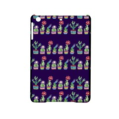 Cute Cactus Blossom iPad Mini 2 Hardshell Cases