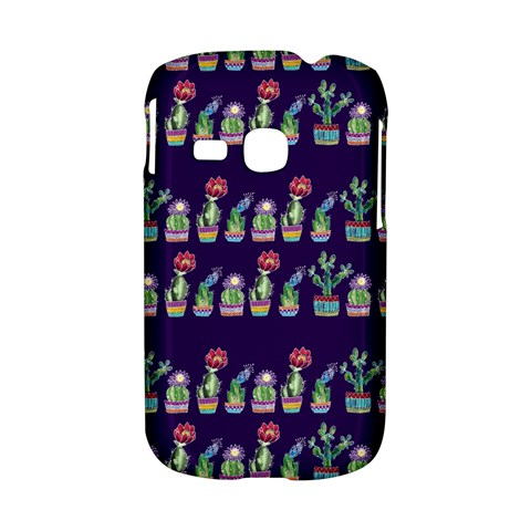 Cute Cactus Blossom Samsung Galaxy S6310 Hardshell Case