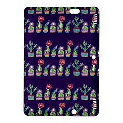 Cute Cactus Blossom Kindle Fire HDX 8.9  Hardshell Case