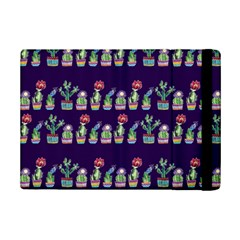 Cute Cactus Blossom Ipad Mini 2 Flip Cases