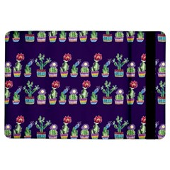 Cute Cactus Blossom iPad Air Flip
