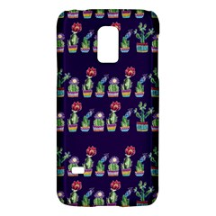 Cute Cactus Blossom Galaxy S5 Mini