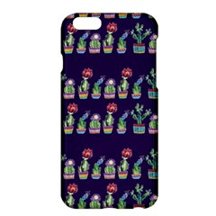 Cute Cactus Blossom Apple iPhone 6 Plus/6S Plus Hardshell Case