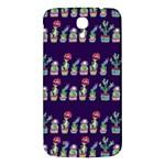 Cute Cactus Blossom Samsung Galaxy Mega I9200 Hardshell Back Case Front