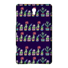 Cute Cactus Blossom Samsung Galaxy Tab S (8 4 ) Hardshell Case