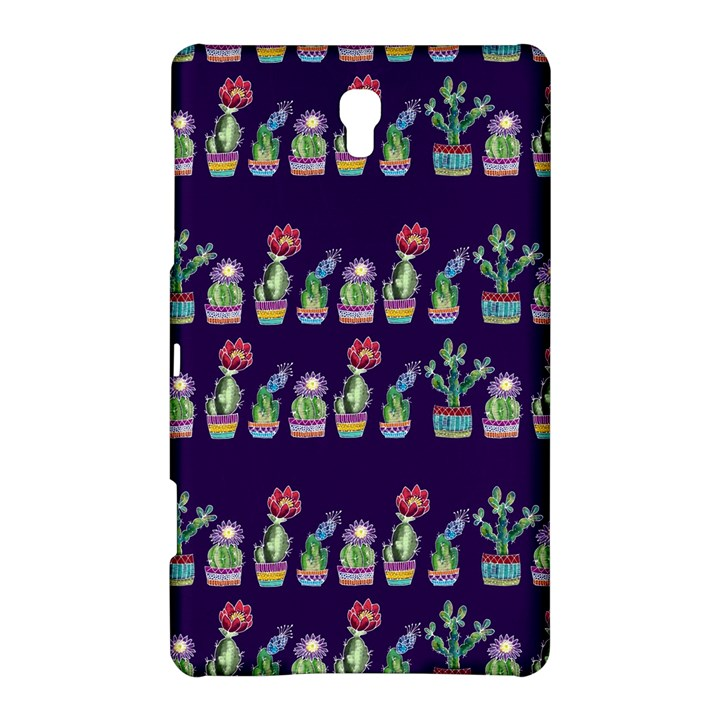 Cute Cactus Blossom Samsung Galaxy Tab S (8.4 ) Hardshell Case