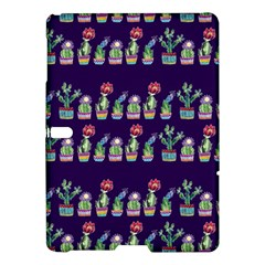 Cute Cactus Blossom Samsung Galaxy Tab S (10.5 ) Hardshell Case