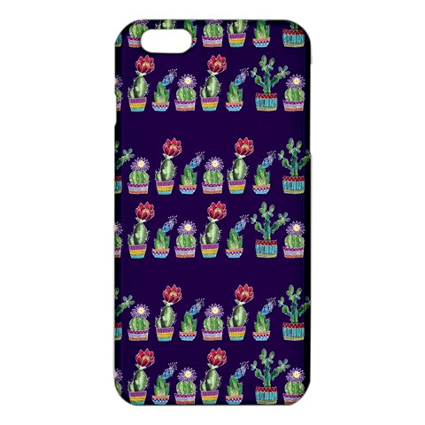 Cute Cactus Blossom iPhone 6 Plus/6S Plus TPU Case