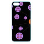 Alphabet Shirtjhjervbret (2)fvgbgnh Apple Seamless iPhone 5 Case (Color) Front