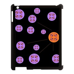 Alphabet Shirtjhjervbret (2)fvgbgnh Apple iPad 3/4 Case (Black)