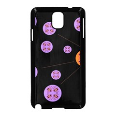 Alphabet Shirtjhjervbret (2)fvgbgnh Samsung Galaxy Note 3 Neo Hardshell Case (Black)