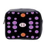 Alphabet Shirtjhjervbret (2)fvgbgnhll Mini Toiletries Bag 2-Side Front
