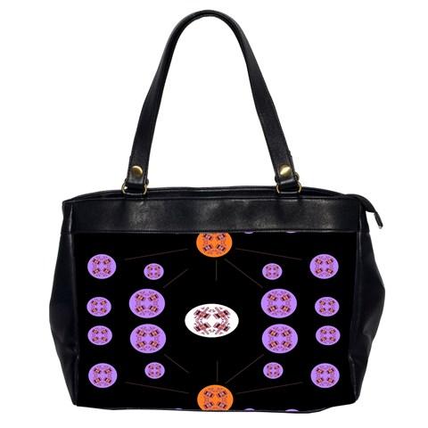 Alphabet Shirtjhjervbret (2)fvgbgnhll Office Handbags (2 Sides)
