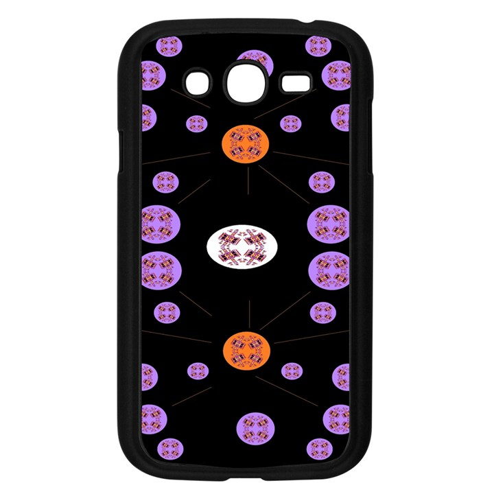Alphabet Shirtjhjervbret (2)fvgbgnhll Samsung Galaxy Grand DUOS I9082 Case (Black)
