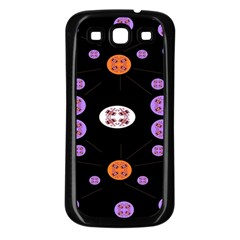 Alphabet Shirtjhjervbret (2)fvgbgnhll Samsung Galaxy S3 Back Case (black)