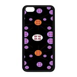Alphabet Shirtjhjervbret (2)fvgbgnhll Apple iPhone 5C Seamless Case (Black) Front