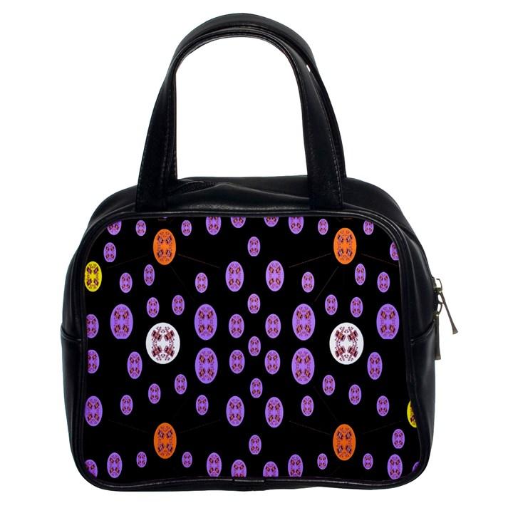 Alphabet Shirtjhjervbret (2)fvgbgnhllhn Classic Handbags (2 Sides)