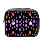 Alphabet Shirtjhjervbret (2)fvgbgnhllhn Mini Toiletries Bag 2-Side Front