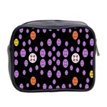 Alphabet Shirtjhjervbret (2)fvgbgnhllhn Mini Toiletries Bag 2-Side Back