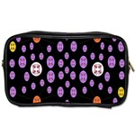 Alphabet Shirtjhjervbret (2)fvgbgnhllhn Toiletries Bags 2-Side Front