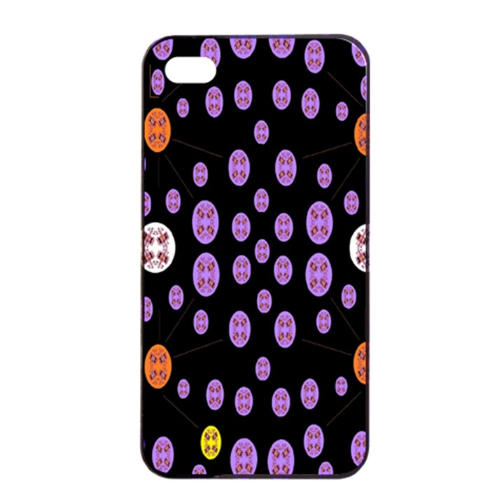 Alphabet Shirtjhjervbret (2)fvgbgnhllhn Apple iPhone 4/4s Seamless Case (Black)