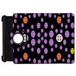 Alphabet Shirtjhjervbret (2)fvgbgnhllhn Kindle Fire HD Flip 360 Case Front