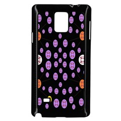 Alphabet Shirtjhjervbret (2)fvgbgnhllhn Samsung Galaxy Note 4 Case (black)