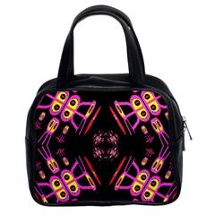 Alphabet Shirtjhjervbret (2)fv Classic Handbags (2 Sides)