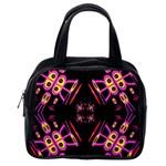 Alphabet Shirtjhjervbret (2)fv Classic Handbags (2 Sides) Back