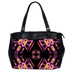 Alphabet Shirtjhjervbret (2)fv Office Handbags (2 Sides)