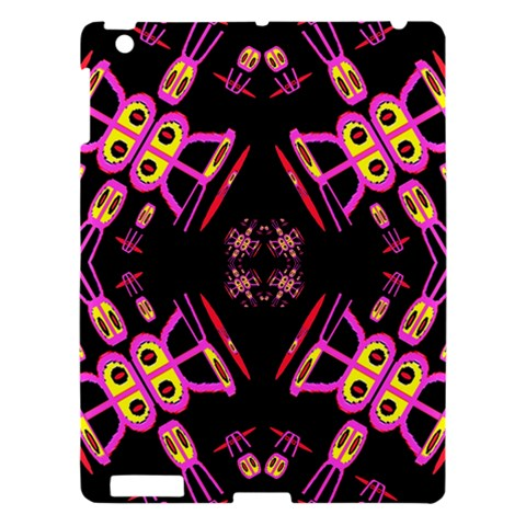 Alphabet Shirtjhjervbret (2)fv Apple iPad 3/4 Hardshell Case