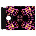 Alphabet Shirtjhjervbret (2)fv Kindle Fire HD Flip 360 Case Front